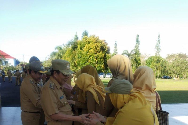 Pemkab Bangka Tengah gelar halal bihalal rajuk kekompakan