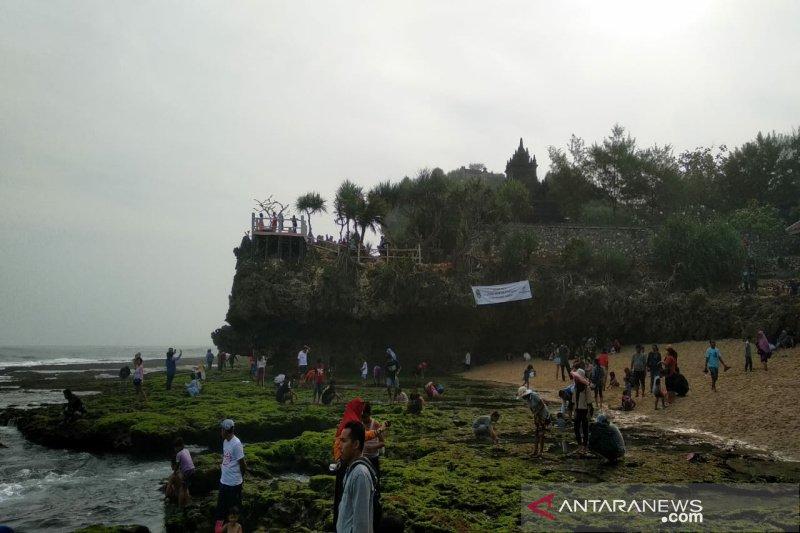 225.269 wisatawan memgunjungi Gunung Kidul selama libur Lebaran
