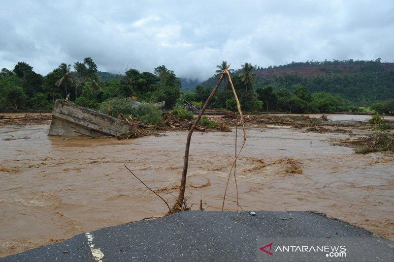 Produksi banjir di daerah tambang (vidio)