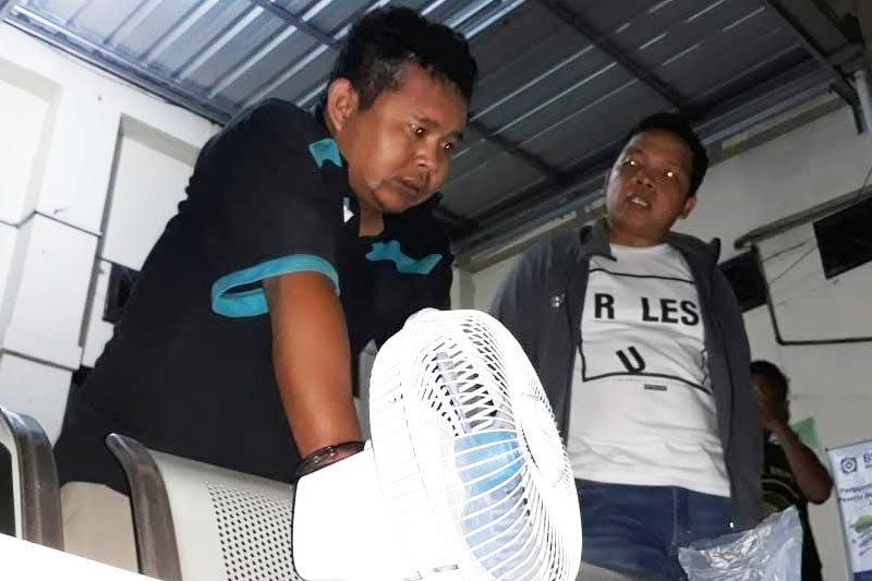 Bobol 11 barak mahasiswa, Noverry 'dihadiahi' timah panas