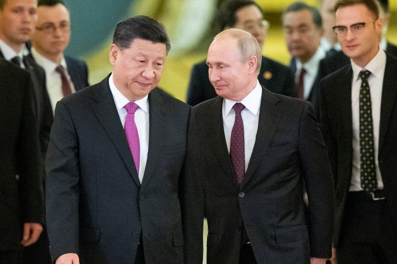 Kremlin puji Moskow miliki hubungan khusus dengan China