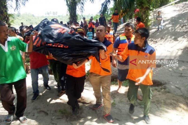 Bocah terseret arus Sungai Batang Toru, Sumut  ditemukan meninggal