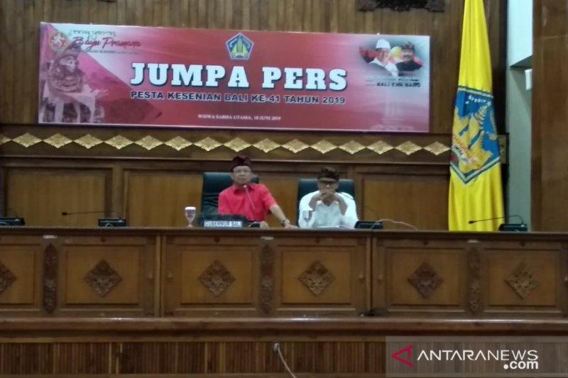 Presiden Jokowi dijadwalkan lepas pawai Pesta Kesenian Bali 2019