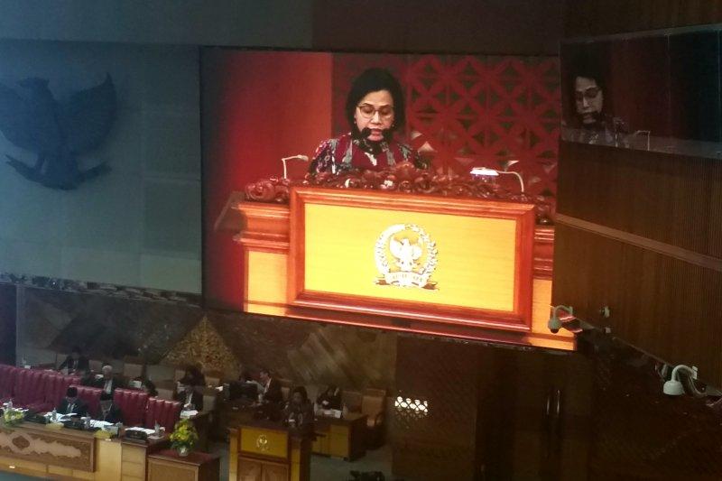 Sri Mulyani: Asumsi pertumbuhan 5,3-5,6 persen pada 2020 masih terukur