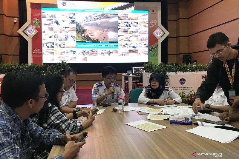 66 persen pemudik sepeda motor belum kembali ke Jakarta