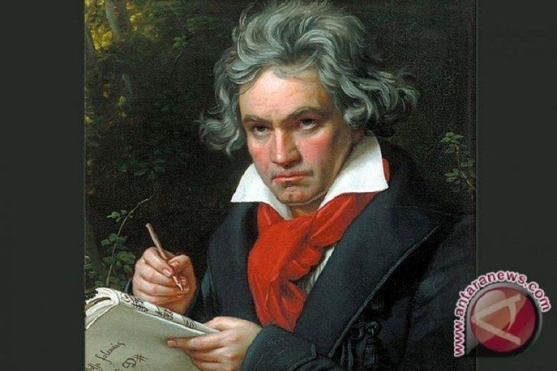Kisaran harga sejumput rambut komposer legendaris asal Jerman