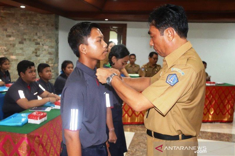 Badung gelar pelatihan jurnalistik bagi pelajar SMP