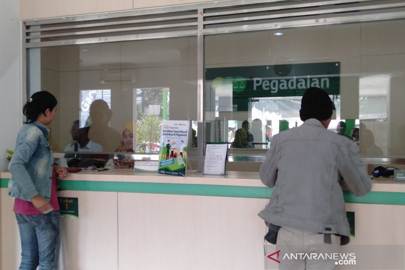 Pegadaian Cokronegaran Surakarta targetkan transaksi Rp101,5 miliar