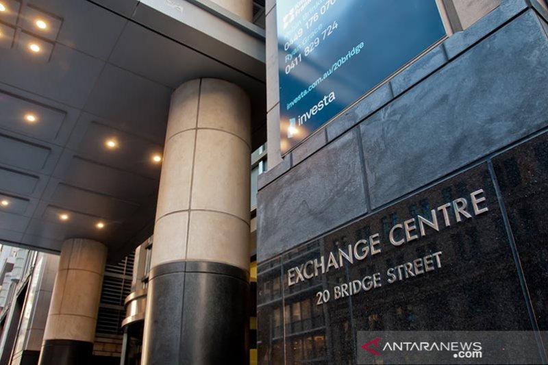 Kenaikan beruntun di pasar saham Australia berhenti Jumat