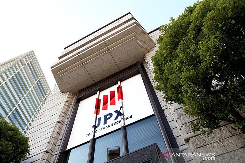 Saham Tokyo dibuka melemah tajam, indeks Nikkei jatuh 2,5 persen
