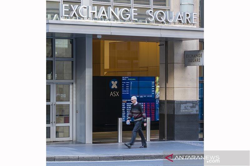 Saham Australia jatuh tertekan sektor perbankan dan teknologi