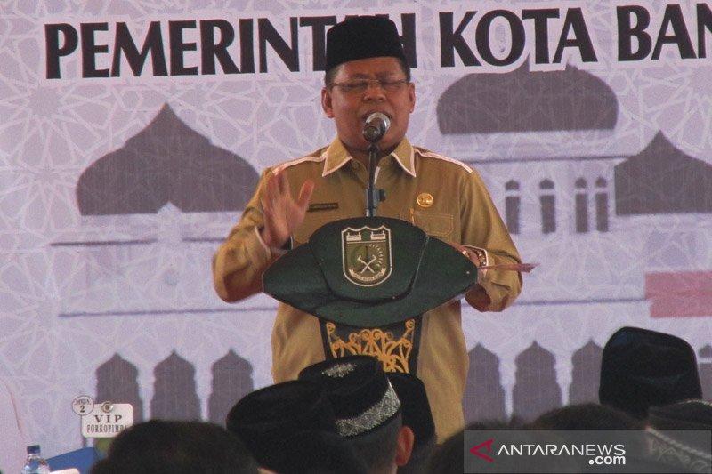 Wali Kota Banda Aceh apresiasi petugas kebersihan
