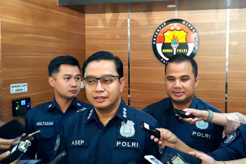 Polri ungkap terduga teroris Kalteng dan Bekasi lari dari Aceh