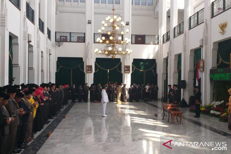 Nasihat Ridwan Kamil untuk Bupati Bekasi yang baru