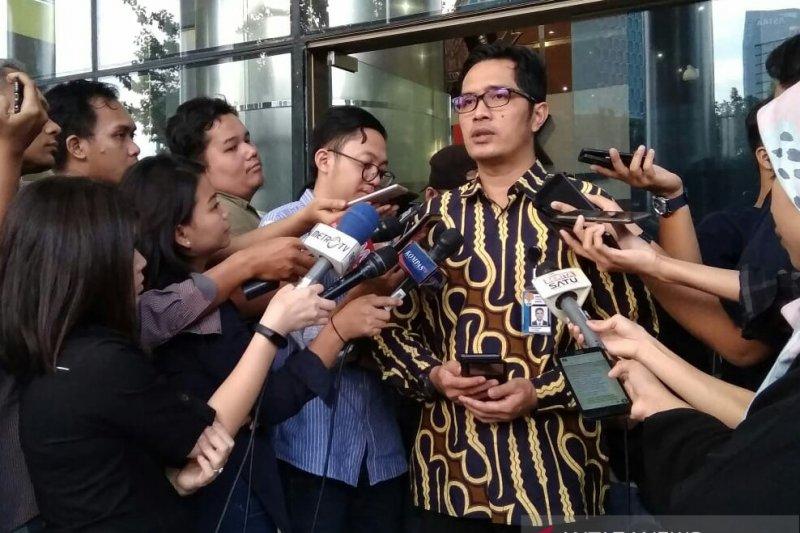 KPK sampaikan pengajuan sebagai pihak ketiga dalam gugatan Sjamsul