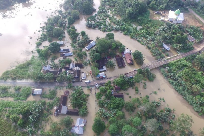 Tanah Bumbu status tanggap darurat banjir