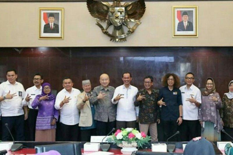 Bekraf dorong Palembang masuk empat besar kategori kota kreatif
