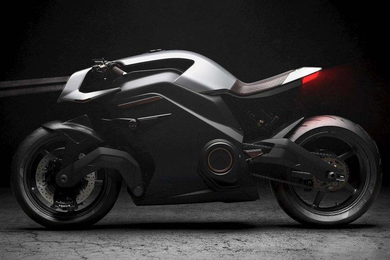 Sepeda listrik futuristik ini dijual Rp1,4 miliar