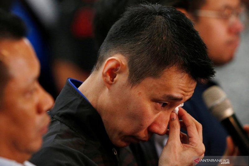 Lee Chong Wei umumkan gantung raket