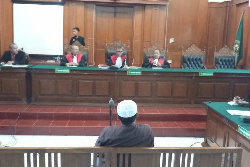 Gus Nur dalam sidang jelaskan alasan buat konten video blog