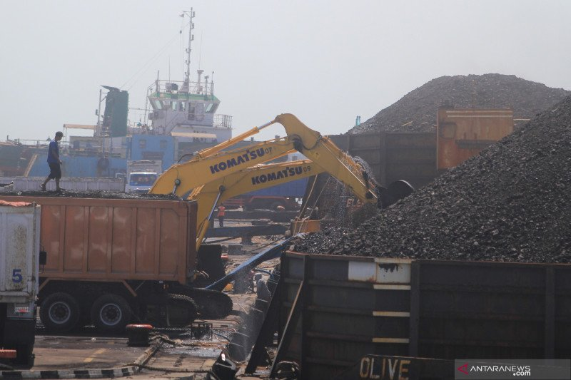 Harga batubara  November naik 2,27 persen