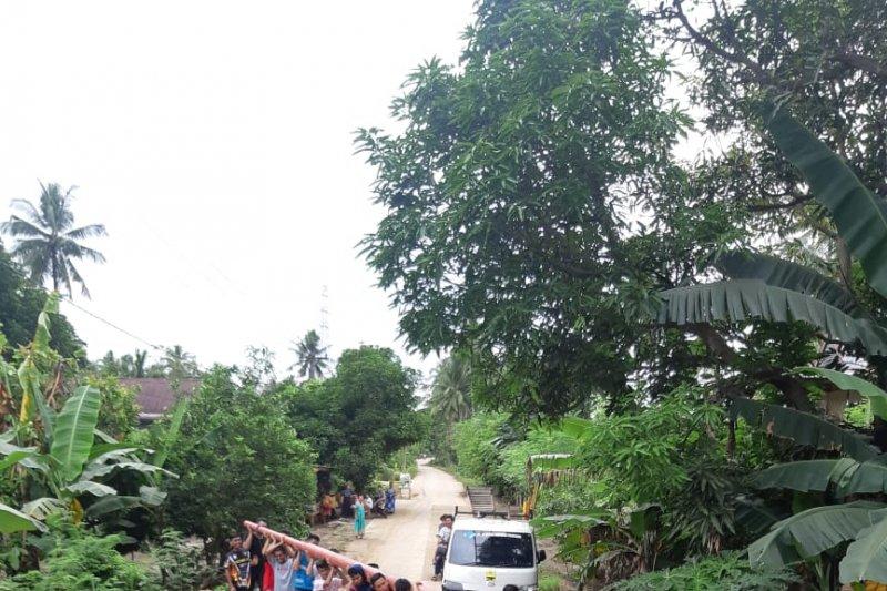 Kondisi listrik di Soppeng-Sidrap pulih 100 persen usai banjir