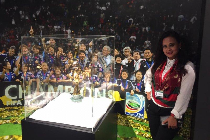 Kelola sepak bola, Persijap belajar ke Jepang