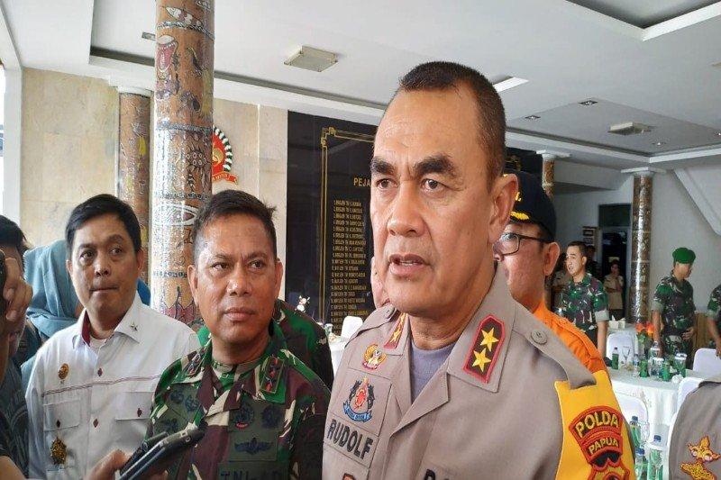 Kapolda Papua: propam masih periksa oknum anggota terkait kasus penembakan