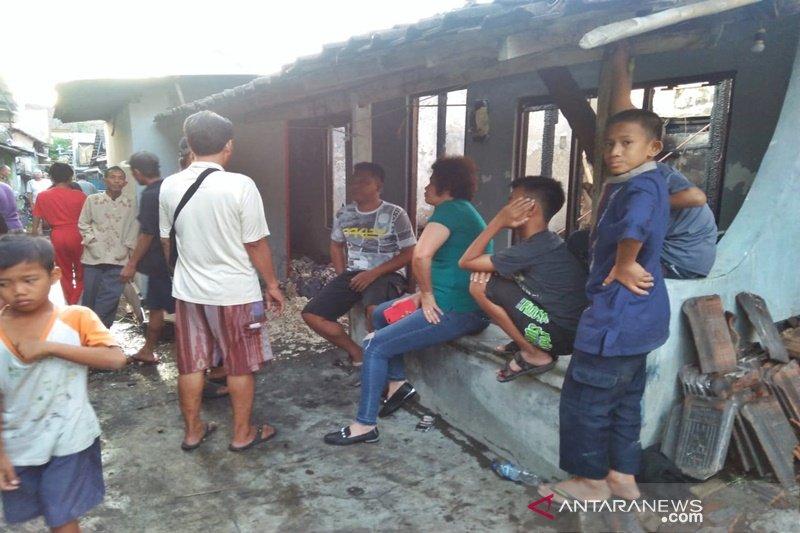 Diselidiki, kebakaran rumah 1 tewas