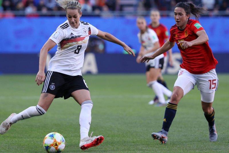 Piala Dunia Putri, Jerman bekuk Spanyol 1-0