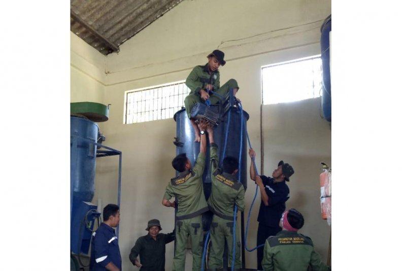 Pascalibur, mahasiswa Polbangtan YoMa langsung praktikum