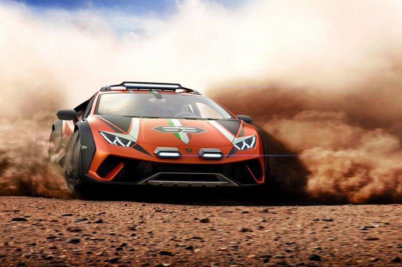Segera hadir Lamborghini Huracan Sterrato