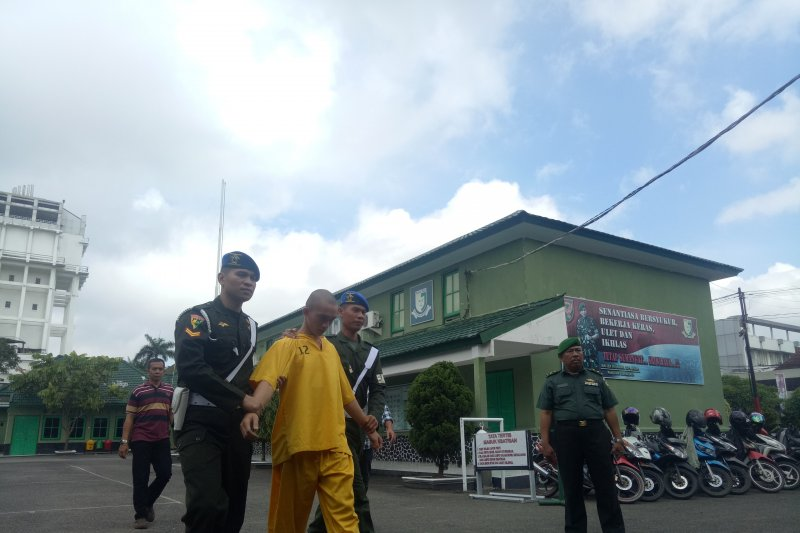 Pelaku mutilasi sang pacar usai beraksi langsung ke padepokan Banten