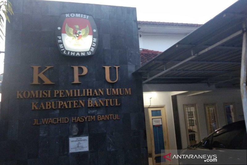 KPU Bantul mengirimkan tiga kontainer dokumen alat bukti ke KPU RI