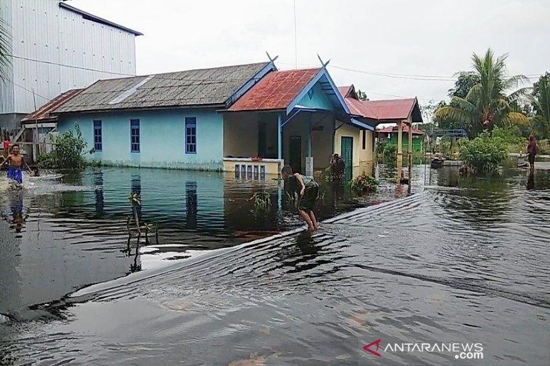 BPBD Kobar sebut ini penyebab banjir Sungai Kapitan