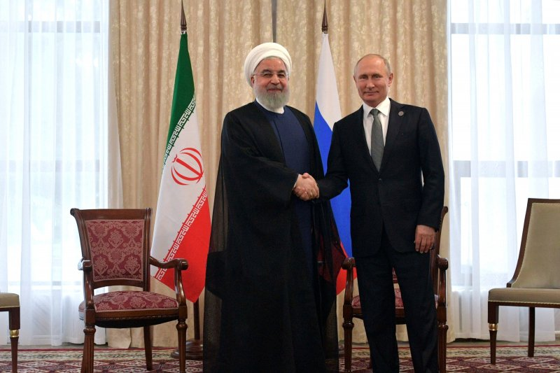 Perdagangan antara Jerman dengan Iran runtuh akibat sanksi AS