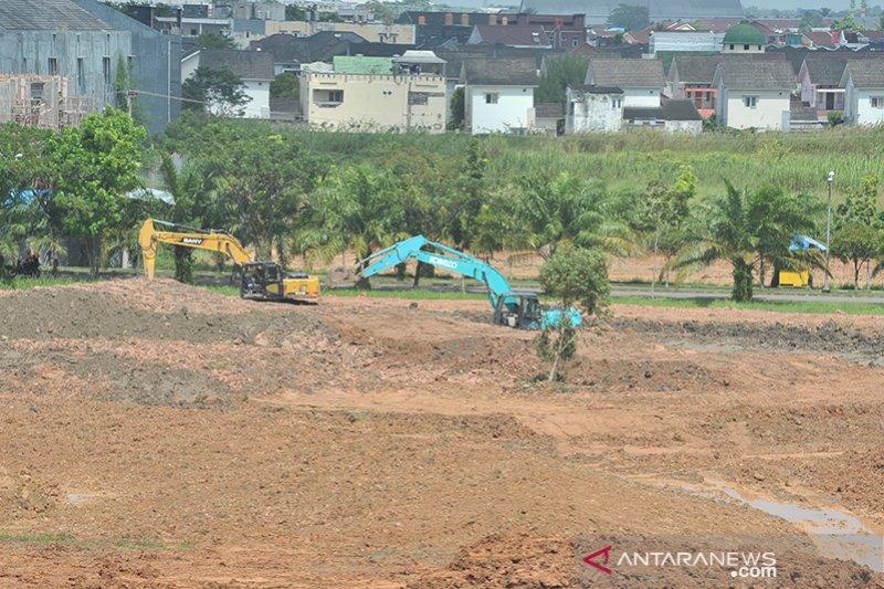 Pembangunan sirkuit MXGP Jakabaring dikebut