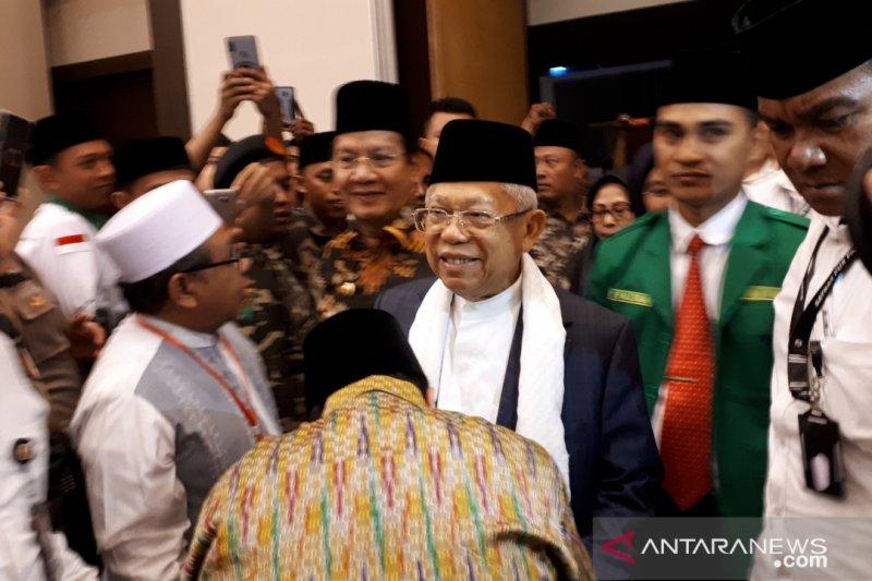 Maruf Amin optimistis menangkan  Pilpres walau digugat ke MK,