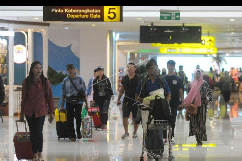 Bandara Ngurah Rai layani 122 penerbangan tambahan selama Lebaran