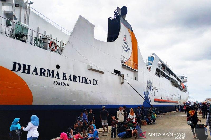Dharma Lautan Angkut 18 Ribu Penumpang Selama Arus Mudik