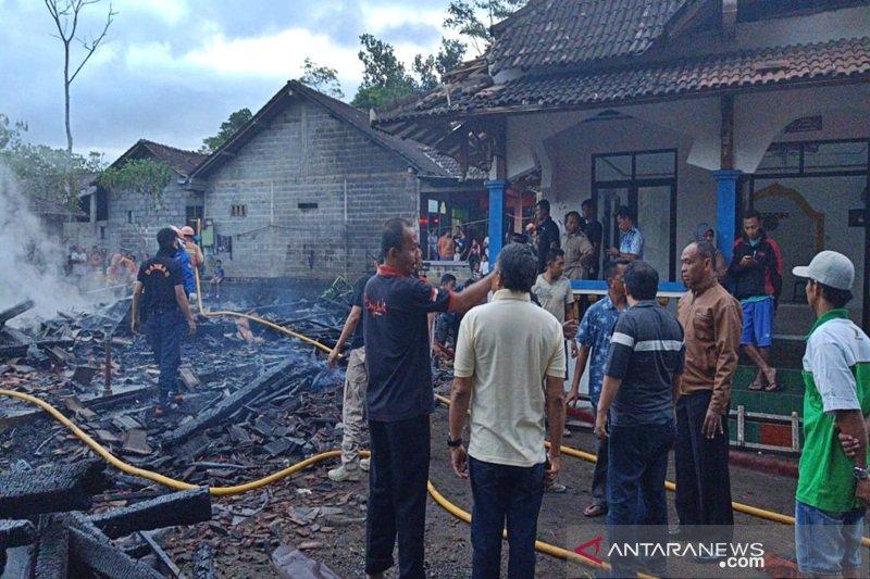 Kebakaran rumah di Boyolali akibatkan seorang tewas