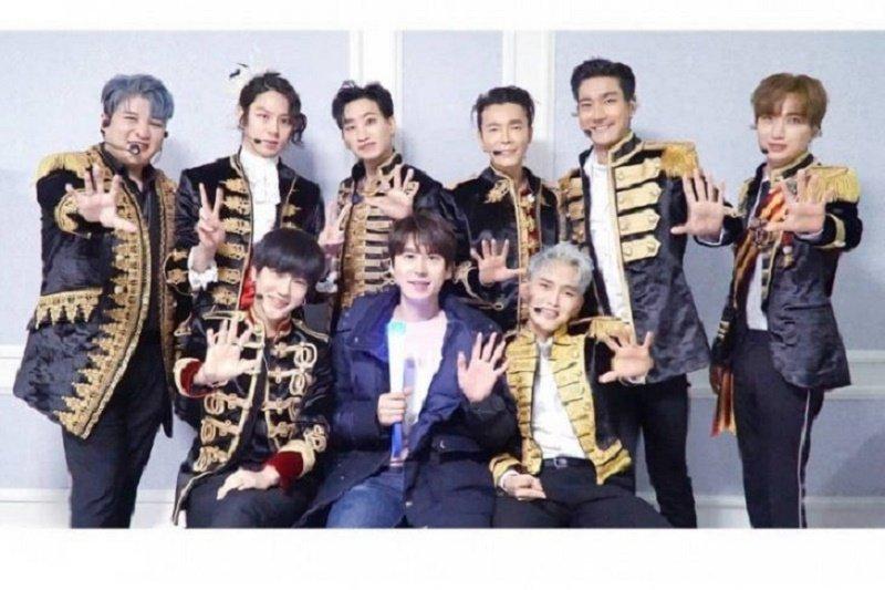 Kilas balik penampilan konser-konser Super Junior di Indonesia