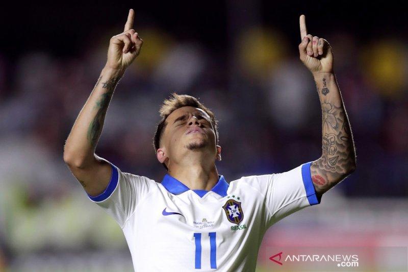Coutinho jadi pemain terbaik laga pembuka Copa America 2019