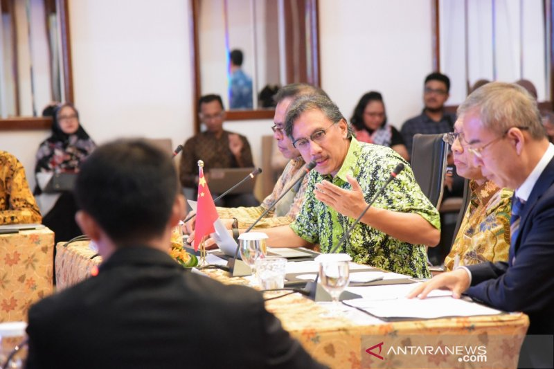 Ministry facilitates Chinese entrepreneurs to develop infrastructure in Indonesia