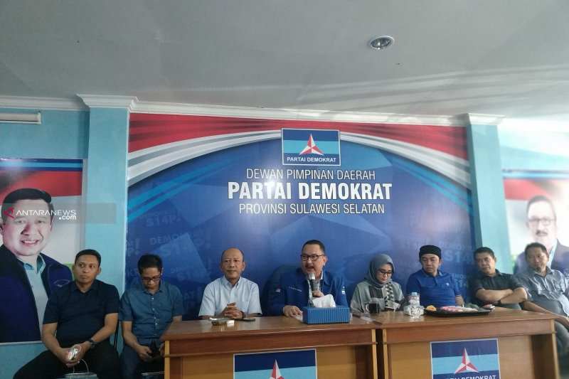 DPD Partai Demokrat Sulsel dukung SBY  tolak KLB
