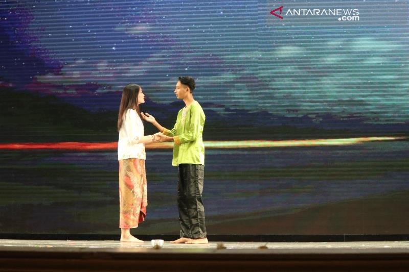 """""""Malin Kundang"""" memeriahkan Malam Kebudayaan Indonesia di China"""