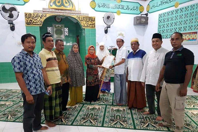 Kemenag Papua: 11 masjid di Biak atur ulang arah kiblat shalat