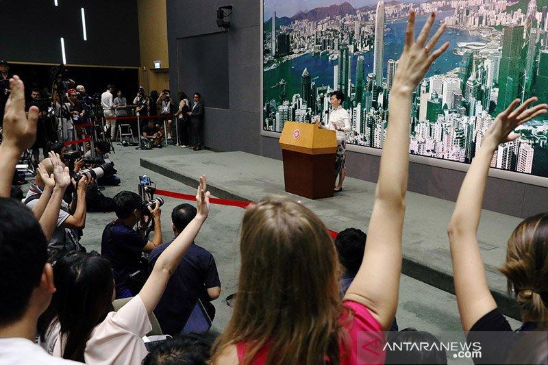 Media Hong Kong: RUU kontrovesial mungkin dibatalkan