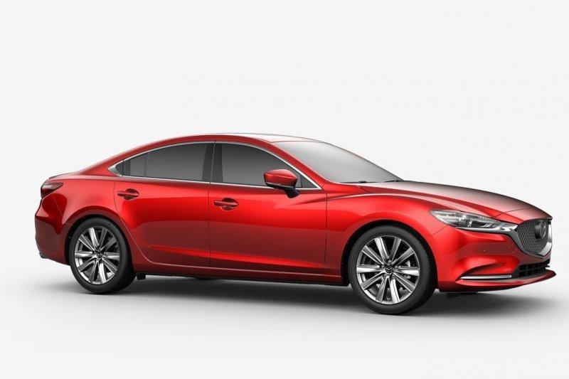Mazda6 raih penghargaan IIHS berkat lampu utama dapat cegah tabrakan