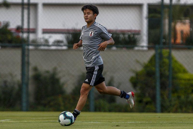 Menantikan kiprah 'Messi Jepang' di Copa America